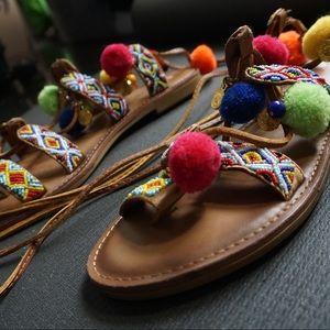 Coachella Sandals